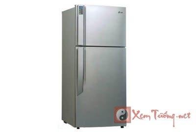 Cách đặt tủ lạnh trong phong thủy