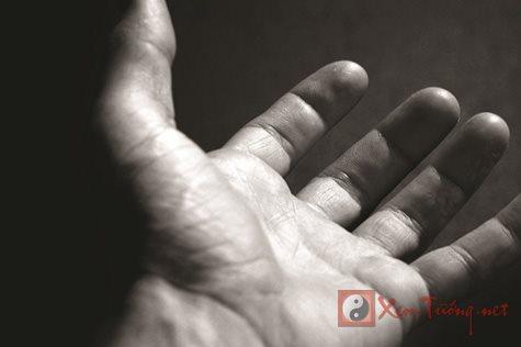 Xem bói đường chỉ tay giàu có trên bàn tay bạn