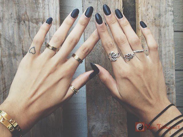 Đoán tính cách qua độ dài các ngón tay