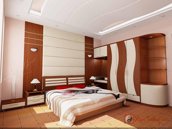 pt01 Những điều cần tránh trong phòng ngủ theo phong thủy
