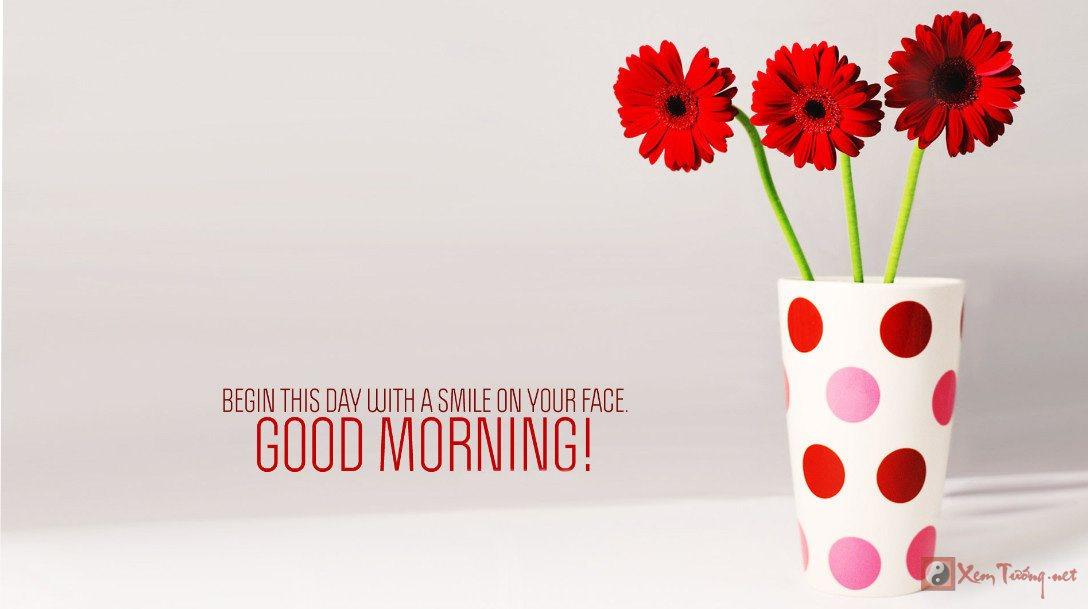 Tổng hợp những lời chúc buổi sáng hay và ý nghĩa nhất