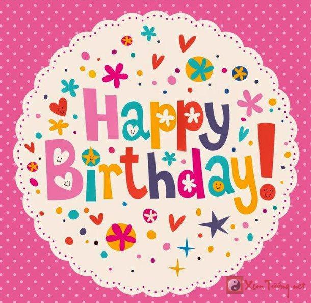 Tuyển tập những lời chúc mừng sinh nhật vợ