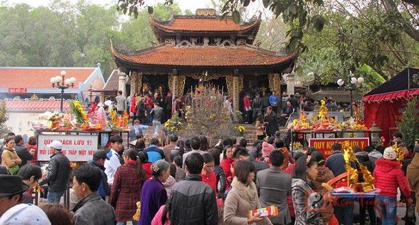Văn Khấn Lễ Đền Bà Chúa Kho (Bắc Ninh)