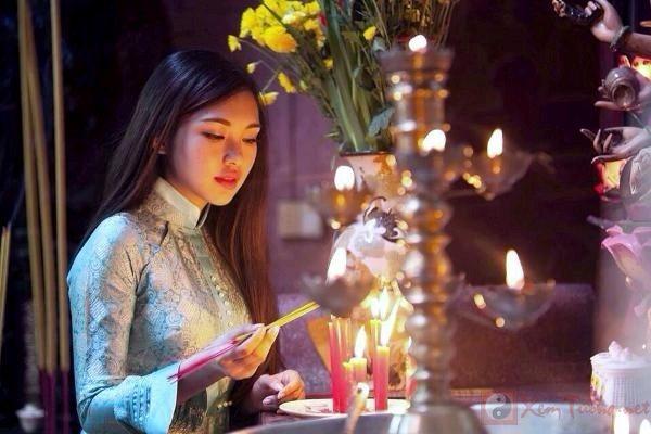 lễ cúng hóa vàng tạ năm mới