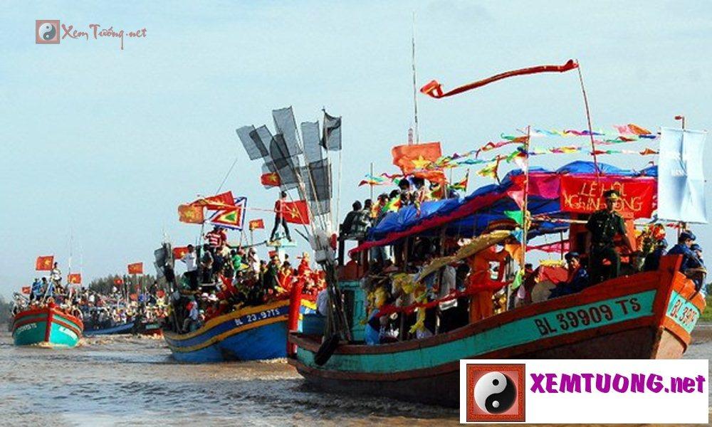 Các lễ hội diễn ra trong ngày 14 tháng 6 âm lịch - Hội Nghinh Ông