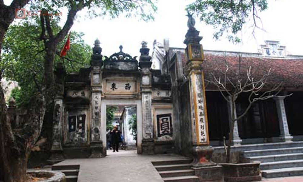 Các lễ hội diễn ra trong ngày 15 tháng 5 âm lịch - Hội Chùa Hàm Long