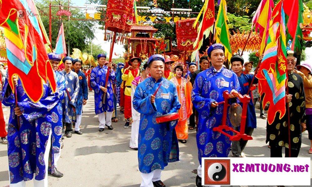 Các lễ hội diễn ra trong ngày 26 tháng 6 âm lịch - Lễ Kì Yên