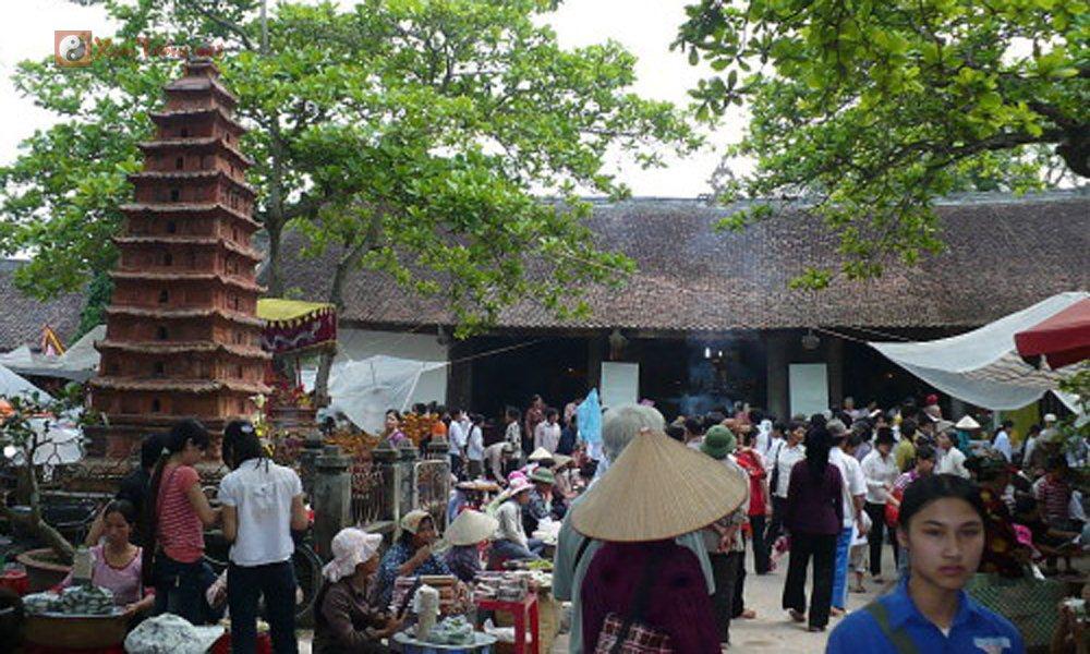 Các lễ hội ngày 1 tháng 12 Âm Lịch -Hội Làng An Xá tỉnh Hưng Yên