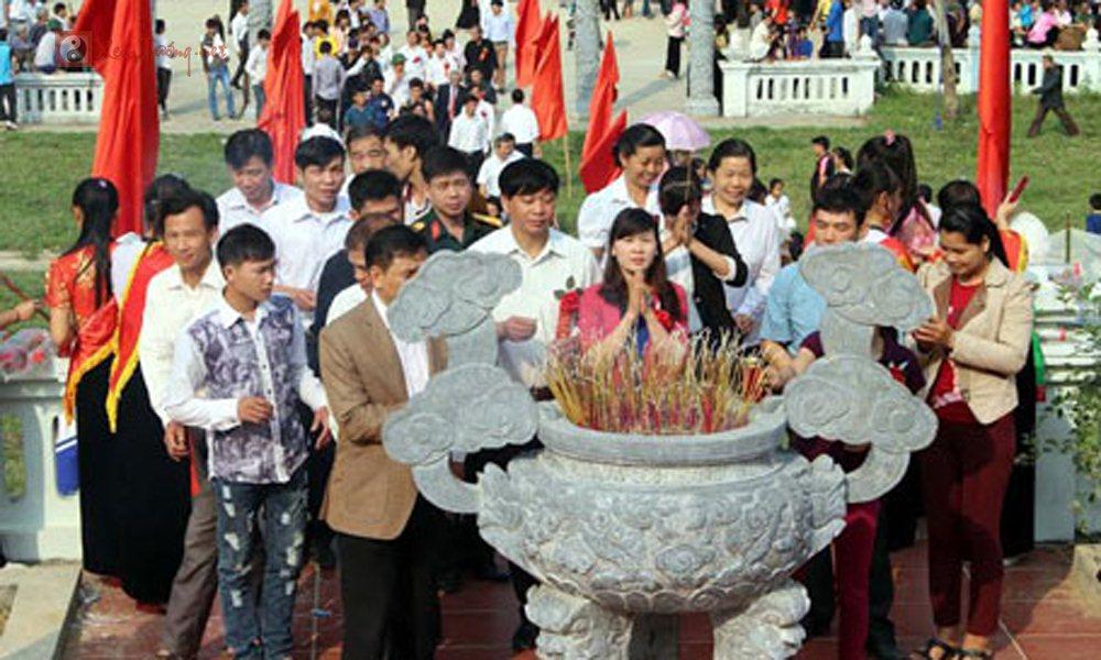 Các lễ hội ngày 15 tháng 2 Âm Lịch - Hội Làng Han
