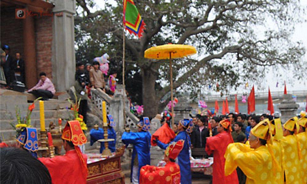 Các lễ hội ngày 17 tháng 12 Âm Lịch -Hội Mỹ Dương tỉnh Hà Tĩnh