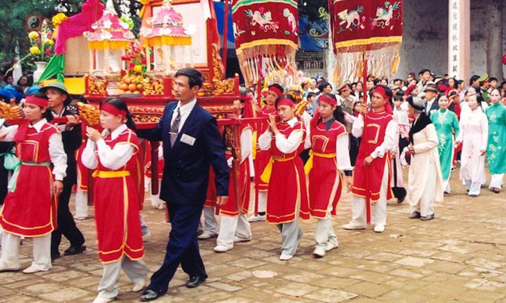 Các lễ hội ngày 2 tháng 11 Âm Lịch - Hội Xã Minh Tập