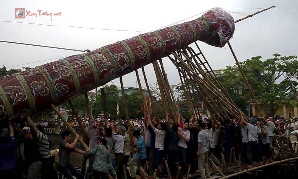 Các lễ hội ngày 21 tháng 3 Âm Lịch - Hội Làng Lộng Khê