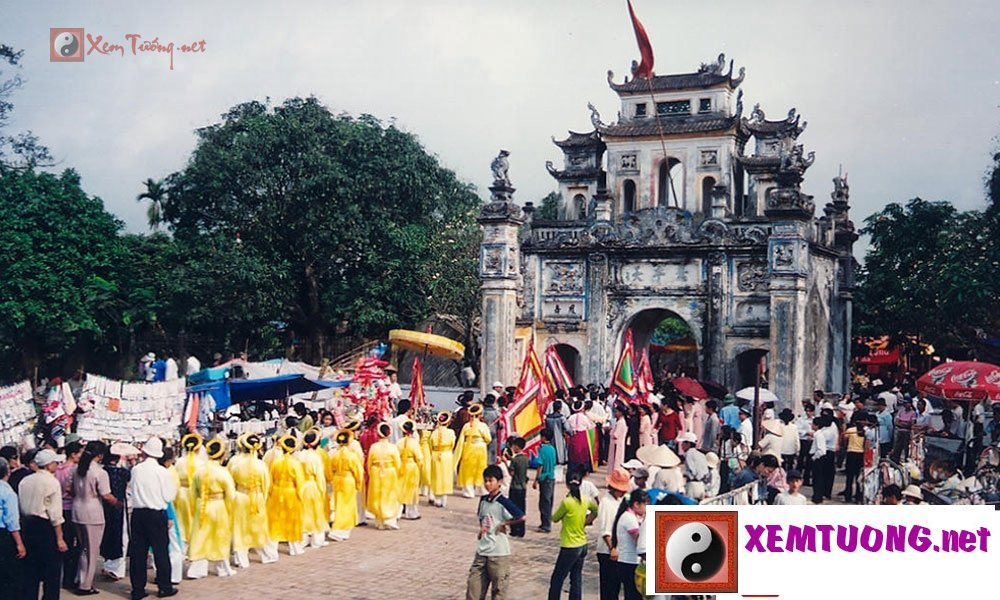Các lễ hội ngày 23 tháng 3 Âm Lịch - Hội Làng Lệ Mật