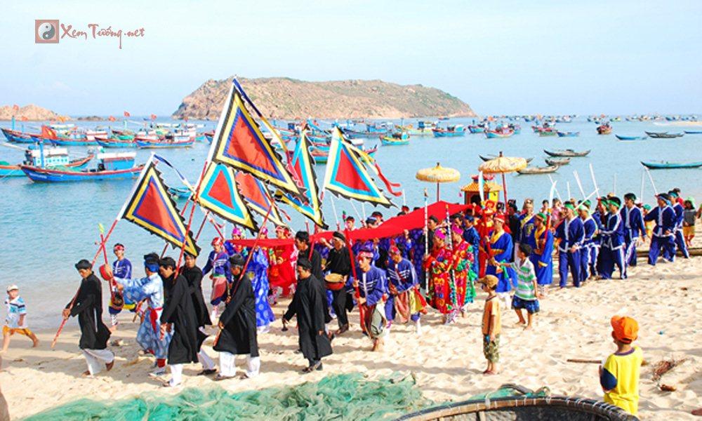 Các lễ hội ngày 25 tháng 1 Âm Lịch - Lễ Cầu Ngư Ở Mân Thái
