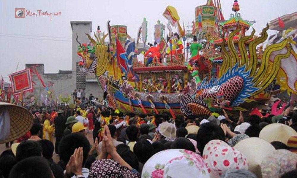 Các lễ hội ngày 25 tháng 11 Âm Lịch -Hội Vân Lệ