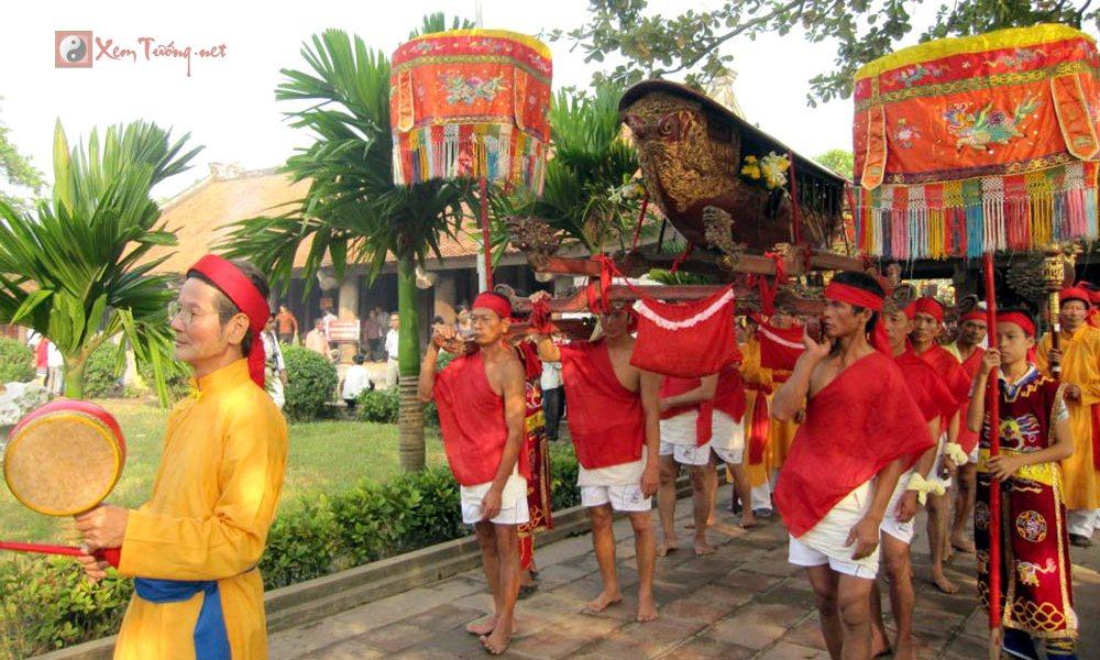 Các lễ hội ngày 25 tháng 3 Âm Lịch - Hội Hậu Trung - Hậu Thượng