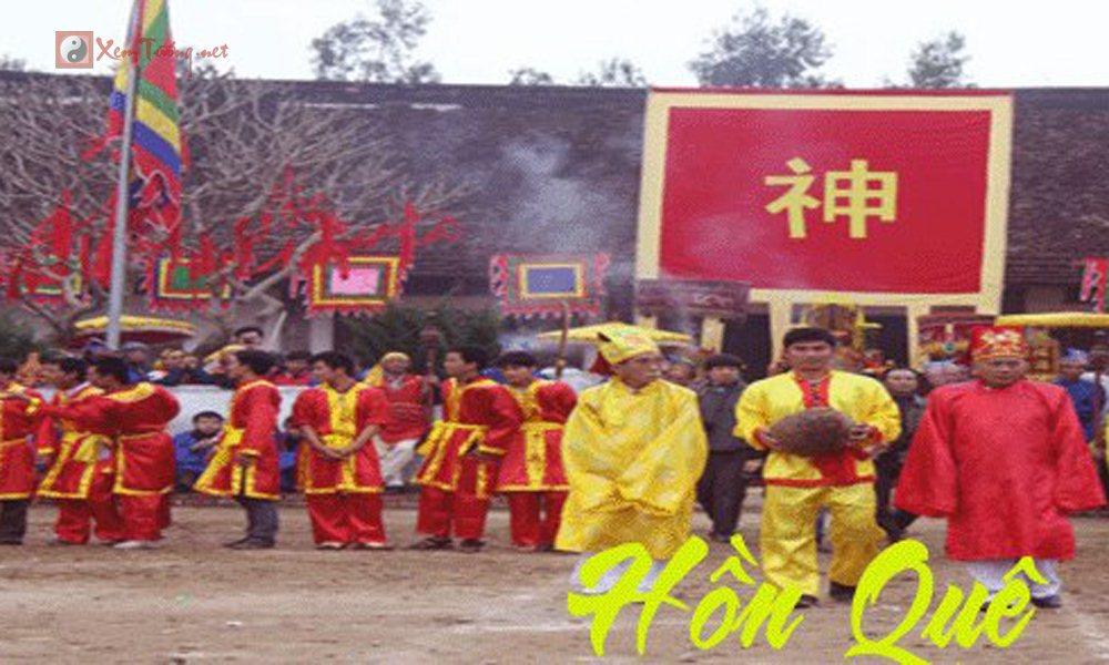 Các lễ hội ngày 27 tháng 12 Âm Lịch - Hội Quỳnh ở Nghệ An