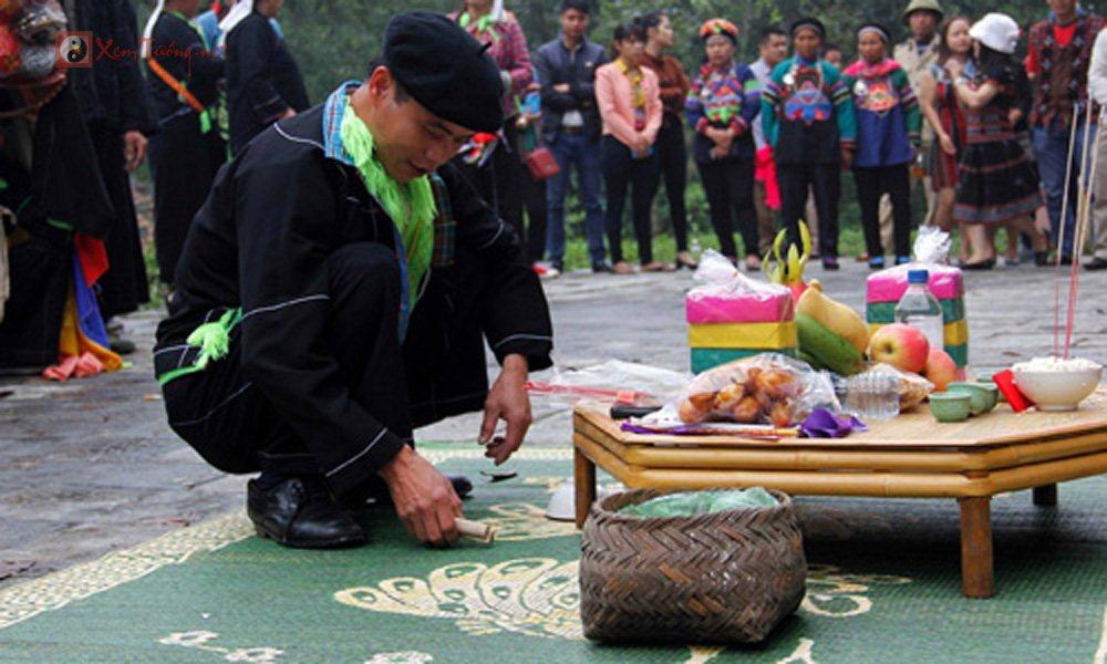Các lễ hội ngày 28 tháng 3 Âm Lịch - Lễ Hội Oóc Pò