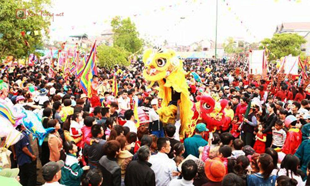 Các lễ hội ngày 4 tháng 12 Âm Lịch -Hội Làng Cốc tỉnh Quảng Ninh