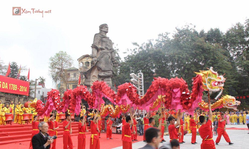 Các lễ hội ngày 5 tháng 1 Âm Lịch - Hội Đống Đa