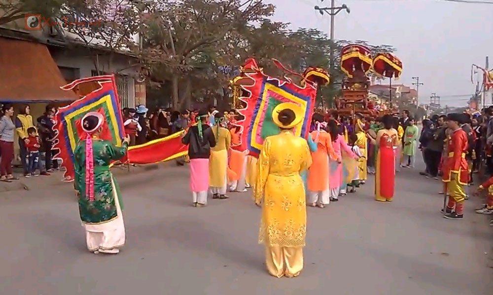 Các lễ hội ngày 9 tháng 11 Âm Lịch - Hội Hạ Thái