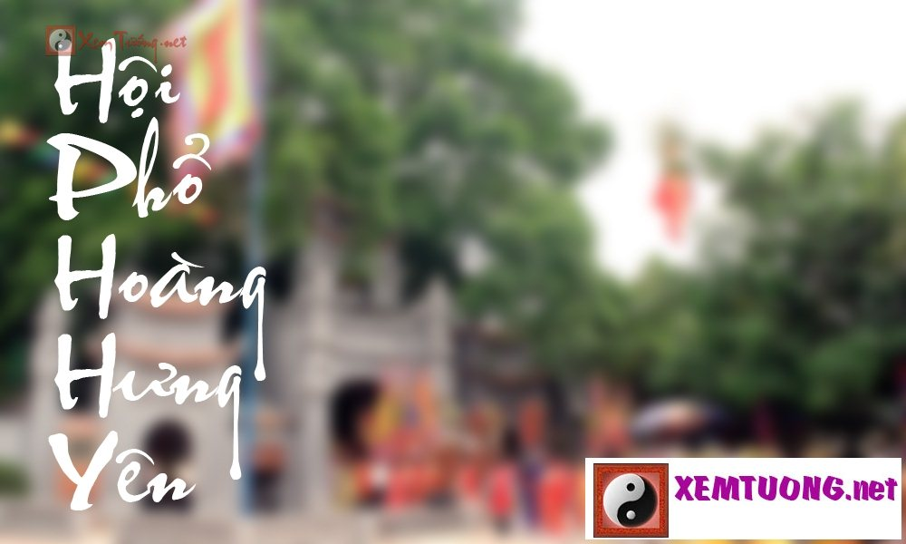Các lễ hội ngày mùng 1 tháng 10 âm lịch - Hội Thôn Thổ Hoàng