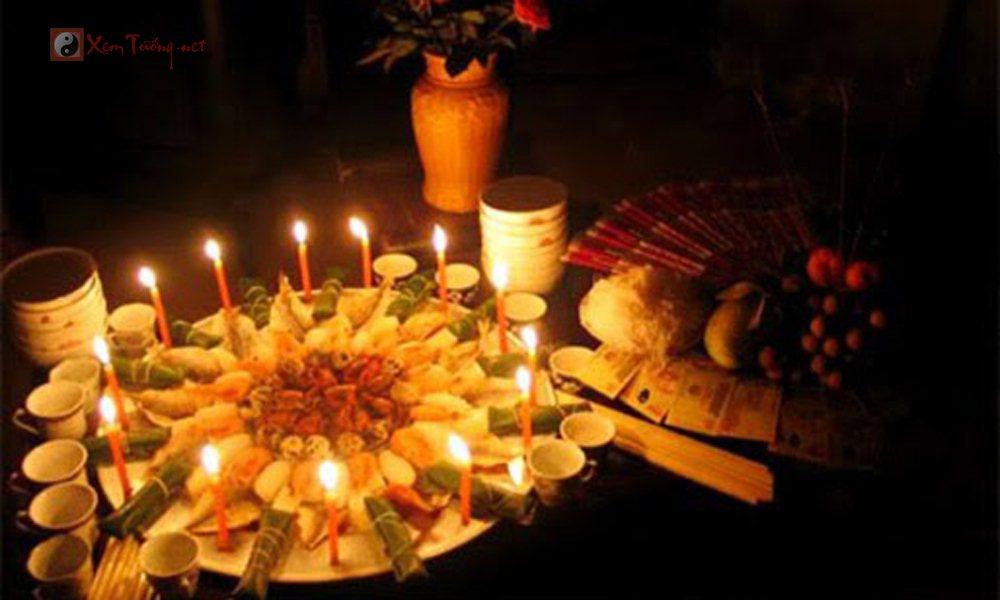 Các lễ hội trong ngáy 15 tháng 7 âm lịch - Lễ Trung Nguyên (Lễ Vu Lan)