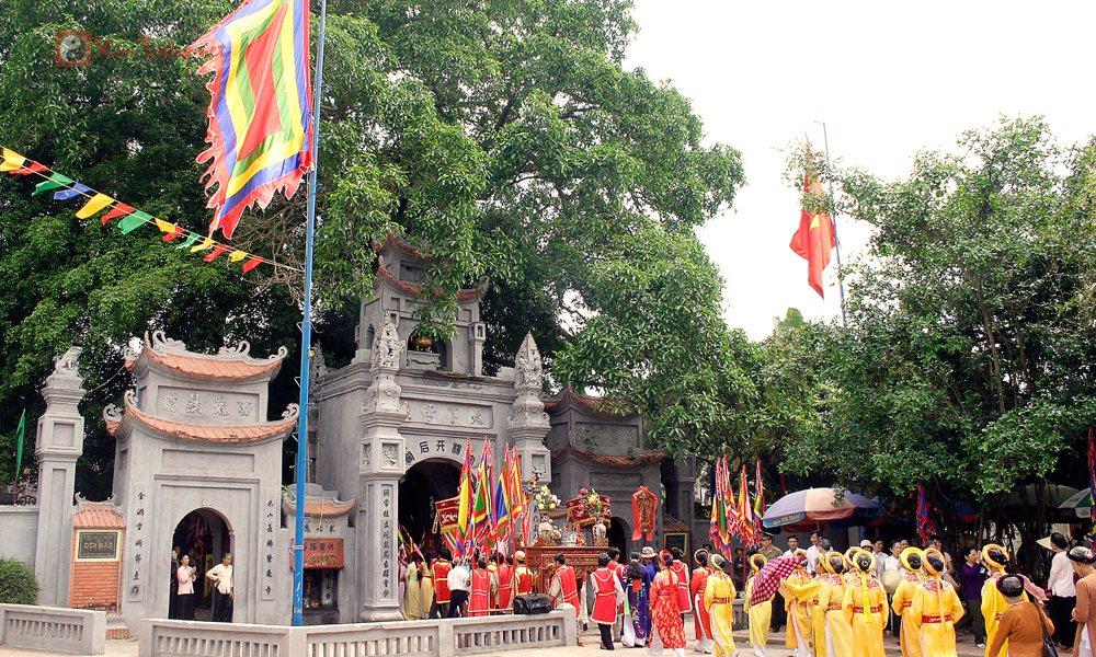 Các lễ hội trong ngày mùng 2 tháng 5 âm lịch - Hội Thanh Sầm