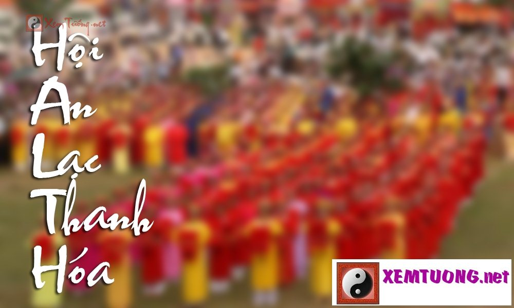 Lễ hội diễn ra trong ngày 19 tháng 9 âm lịch - Hội An Lạc