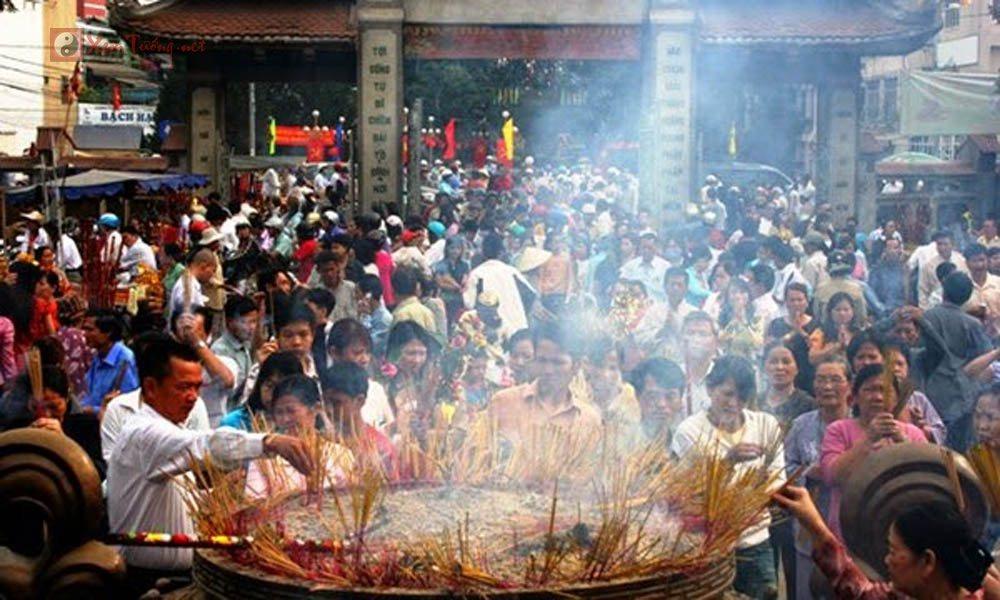 Lễ hội ngày 10 tháng 10 âm lịch - Tết Trùng Thập hay Song Thập