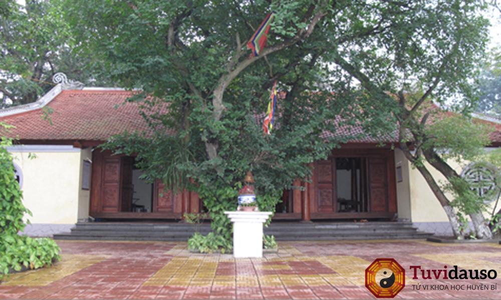 Lễ hội ngày 13 thang 10 âm lịch - Hội Tế Trâu Ở Đền Bà