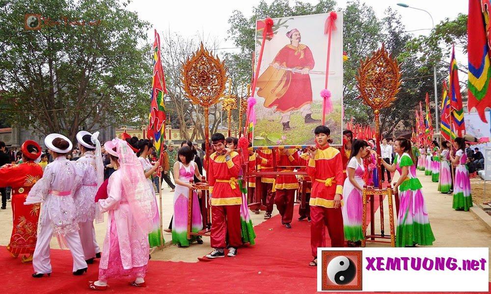 Lễ hội ngày mùng 6 tháng 10 âm lịch - Hội Làng Bột Thượng