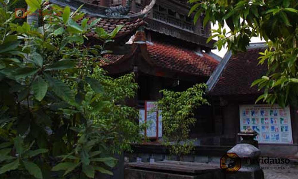 Lễ hội tiêu biểu diễn ra trong ngày 13 tháng 9 âm lịch - Hội Chùa Keo