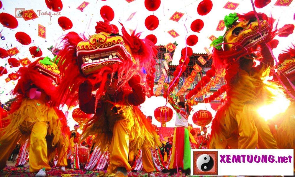 Lễ hội diễn ra trong ngày 15 tháng 10 âm lịch - Tết Hạ Nguyên
