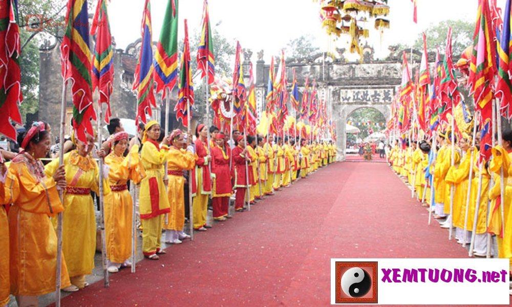Lễ hội tiêu biểu trong ngày 15 tháng 8 âm lịch - Hội Đền Kiếp Bạc