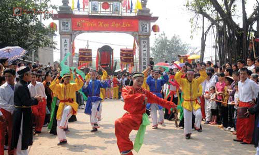 lễ hội trong ngày 19 tháng 5 âm lịch - Hội Đình Thái Đào