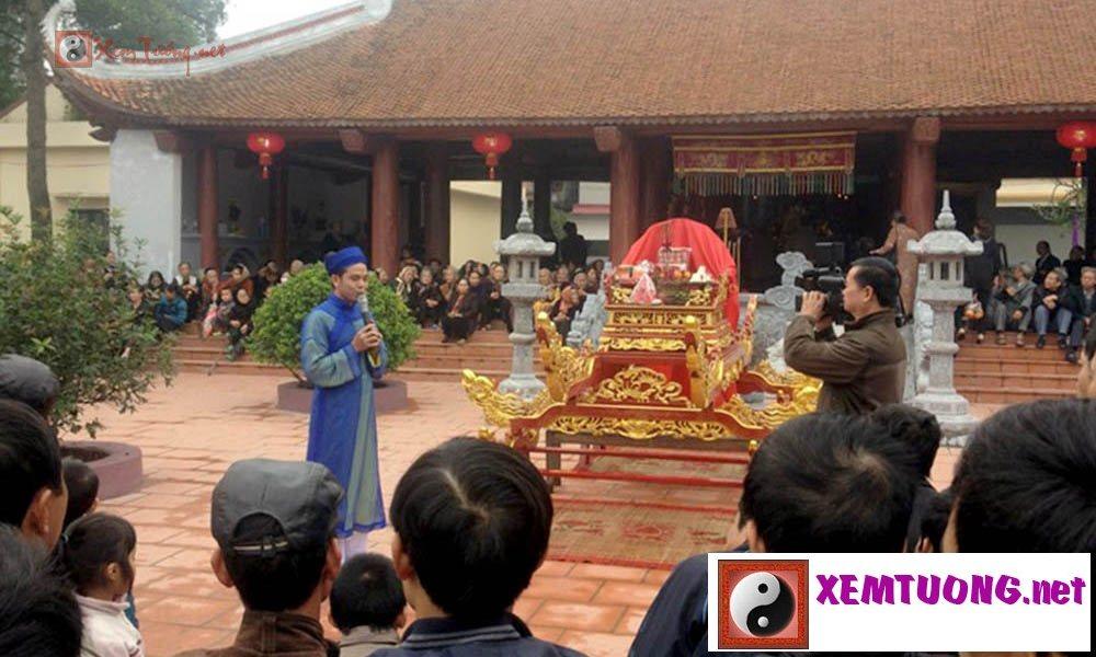 Lễ hội trong ngày 25 tháng 10 âm lịch - Hội Làng Nhị Khê