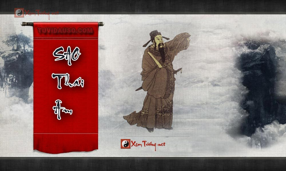 Sao Thái Dương - Biểu tượng của người cha, ông nội, người chồng