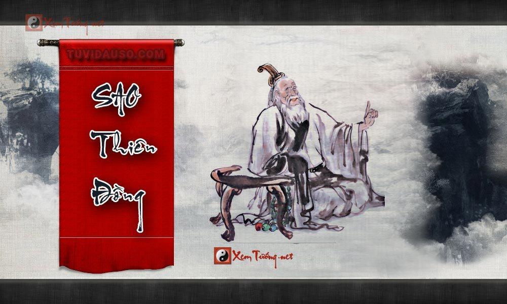Sao Thiên Đồng - Tính tình trung hậu, từ thiện và may mắn