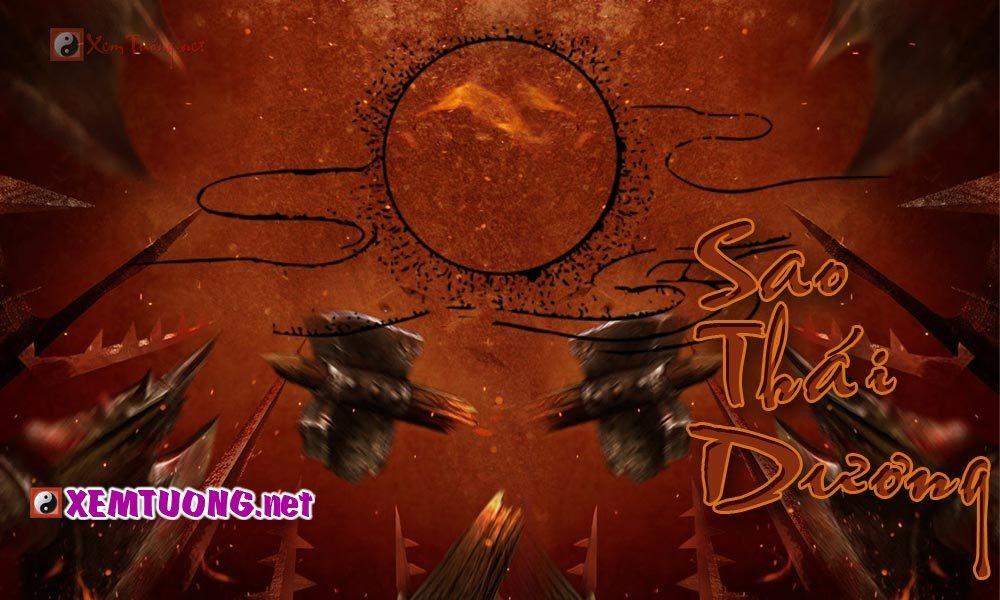 Ý nghĩa sao Thái Dương - Biểu tượng của mặt trời